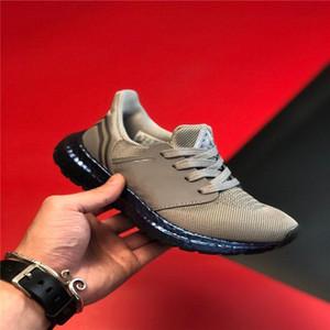 2020 yeni Ultraboost 20 UB6.0 marka çocuk ayakkabıları erkek ve kız spor floresan spor moda çocuk Baise eğlence