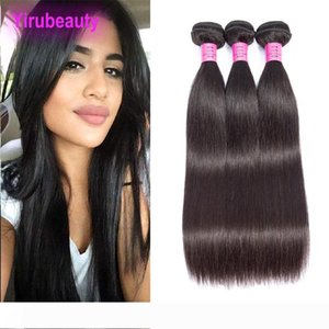 Malaysian 100% Human Hair Products 3PCS Hair Bundles Silky Straight 8-30inch Cheap Remy Hair Weaves Three Bundles