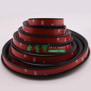 Livraison gratuite TOP RACING CAR UNIVERSAL bande de sourcil de roue à gratter roue de gomme pâte sourcil de roue en caoutchouc automobile CY640
