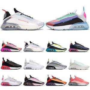 Be true nike air max 2090 des chaussures de course pour hommes femmes Anthracite Pure Platinum Pink Foam Infrared Duck Camo hommes coureurs sport sneaker