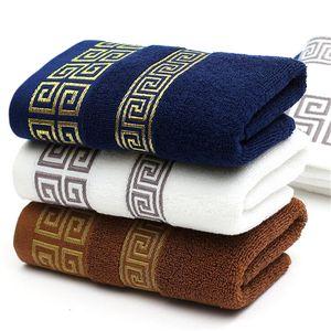 1 ADET Yeni Coon Havlu Lüks Yumuşak Coon Emici Havlu Büyük Banyo Levha Banyo Havlu El Yüz Havlusu Düz Renk Yüksek kalite
