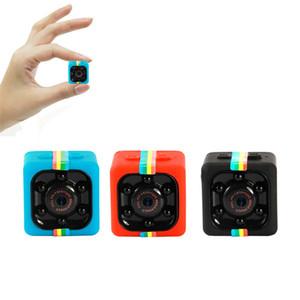 Mini DV di azione di sport 720P visione notturna ad infrarossi Monitor nascosto Piccolo Cam auto Digital Video Recorder Videocamere