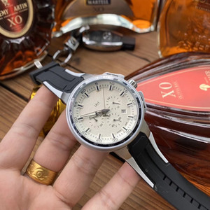 Best selling Swiss brand multi-function stainless steel luxury sports style quartz movement stopwatch men's watch chronograph watch ts13