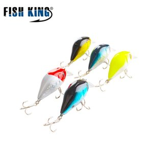 6Cm / 7g Hard Bait Rock Fat esca piccola richiamo esca Baion FK60