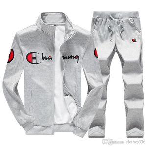 2020 дизайнер костюмы Дизайнеры Толстовка Мода черепов Хип-хоп спортивных костюмах Mens Running костюмы повседневные потовых костюмы
