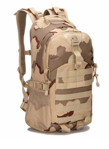 Военные походы тактико маскировочные плечи треккинг мешок армии открытый рюкзак