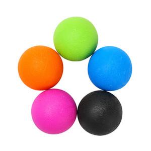 TPE boule de massage yoga balle muscle relaxation Sport Fitness acupression Massage douleur Stress Relief fascia
