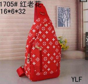 BUMBAG Designer Womens Chest Waist Belt Avenue Sling Bag Luxury Waistpack Cross Body Shoulder Bag Outdoor Discovery Bumbag DAUPHINE