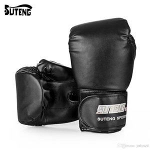 SUTENG 1 Paar PU-Boxen Kickboxen Training Kampf Sandsack-Handschuhe für Kämpfer MMA Boxhandschuhe Fitness Equipment
