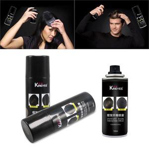 130ml rápidos Fibras extensão do cabelo Edifício Hair Spray Loss bocal da bomba para as Mulheres Homens Hair Products Free Ship
