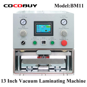 YMJ планшет вакуум ламинатор Оса фильм ламинатор для мобильного телефона LCD и экранов планшетных 12.9 дюймов восстановление ремонт