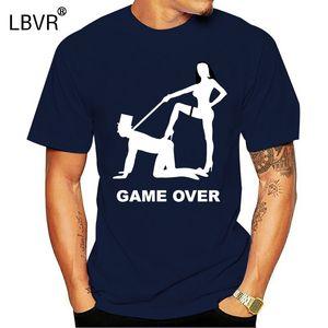 Hot ofertas de T T-shirt Camisa 2020 para homens Jogo sobre a união Matrimory Wedlock Lash Chicote Slave Bondman Sex Ment shirt