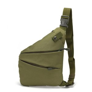 Practical 5L 800D Oxford Cloth Lightweight Bag Tactical Chest Bag Tactical Package Outdoors Cycling Crossbody Bag Sports