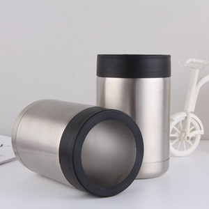 12oz Tumbler Stainless Steel Mug Beer Can Double wall Vacuum insulated Cold Cooler Cup Travel Cola Mug LJJA3445-13