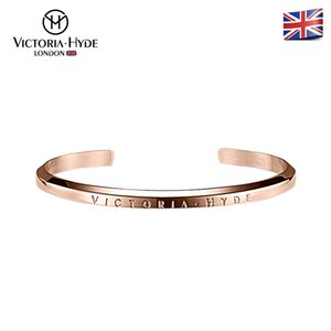 VH. London Watch Accessories Simple Jewelry Open Bracelet European and American Fashion Men and Women Couple Gift Bracelet Female VH