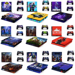 Cartoon Autocollants Pour PS4 Jeu de protection autocollants jeu autocollant peau de protection Decal Cover Set MediEvil