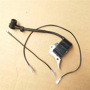 Катушка зажигания для Zenoah G2500 2500 25cc бензопилой цепной пилы модуля зажигания магнето замены. Komatsu P / N Z2841-71210
