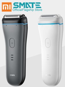 NEW For SMATE ST-W382 Electric Shavers Men Portable Shaving Machine Waterproof Men'S Electric Razor Magnetic Cutter Head
