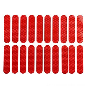20Pcs Full Cover Car Body Reflective Styling Stickers for Xiaomi Mijia M365 Max G30 Electric Club-Making Products Golf Scooter Skateboard Ac