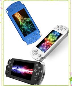 X8 4,3 pouces à écran tactile de 8 Go Console jeu portable avec E-book TV Out Handheld Plusieurs Classique Jeux Gratuits MP3 MP4 MP5 MQ20