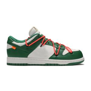 Üst fabrika versiyonu kutusu ile yeni 2020 spor ayakkabıları ayakkabı ayakkabı erkek eğitimcilerin çalışan düşük çam yeşili smaç