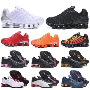 chaussures nike shox tl shoes сток x Кроссовки Мужчины Женщины Chaussures DELIVER Mens Trainer Спортивные кроссовки
