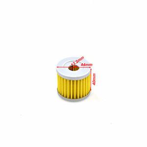 Motorcycle Engine Oil Filter For Haojue Suzuki HJ125K GN125 EN125 GS125 HJ GN EN 125 125cc Aftermarket Spare Parts