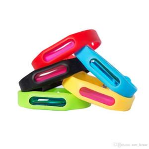 Armband Anti-Moskito-Kapsel Armband Pest Insekt Bugs Kontrolle Repellent Repeller Armband Kinder Moskito-Mörder 2-3 Monat Verwenden Großhandel
