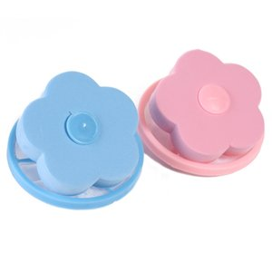 Flower Shaped Laundry Catchers Washing Machine Filter Bag Laundry Cleaning Percolator Mesh Filtering Hair Removal Stoppers Catchers