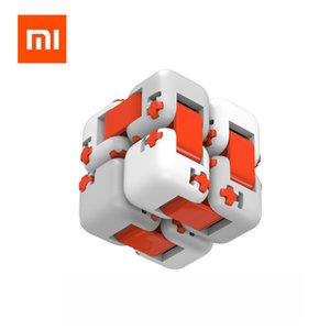 Xiaomi original Mitu Briques Finger Stress Relief Cube Spinner jouets intelligents Fingertip Building Blocks Jouets cadeaux pour les enfants