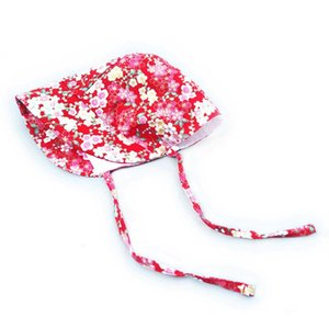 Newborn Baby Floral Vintage Photography Hat Girls Props Cap Children Bonnet Hat K1KC