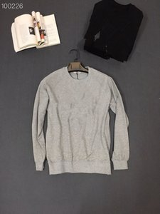 20ss New Autumn Fashion Brand Casual Sweater O-Neck cool Wolf Striped Slim Fit Knitting Mens Sweaters And Pullovers Men Pullover Men D13