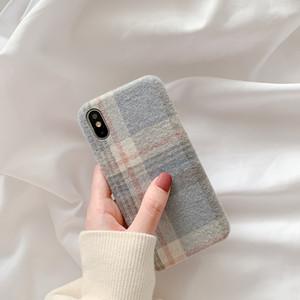 71892-1 cas de grille rétro pour iphone xs couverture arrière de concise max