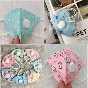 designer face masks Face Mouth Cover PM2.5 Mask Respirator Dustproof kids Washable Reusable Cotton Masks In Stock