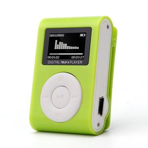 HIPERDEAL 2019 MP3 Mini Leitor de Música Leitor de Mídia Clipe Portátil Com o LCD USB Suporte Às Micro Cartão SD TF Walkman Lettore d30 Jan9.