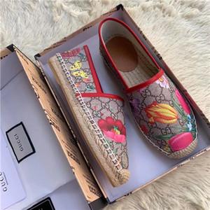 piattaforma di epoca sandalo scarpe firmate lusso Espadrillas scarpe da donna di marca plate-forme luxe sandale scarpe pescatore dimensioni 35-41 lettere