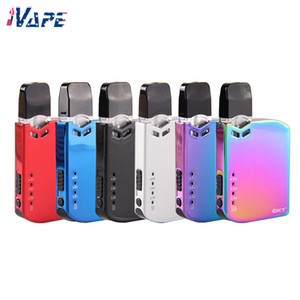 ECT Robin Pod Kit Built-in 420mah Adjustable Voltage with B1 Cartridge 0.5ml 1.3ohm   1.4ohm Pod Vaporizer for Thick & Regular Oil