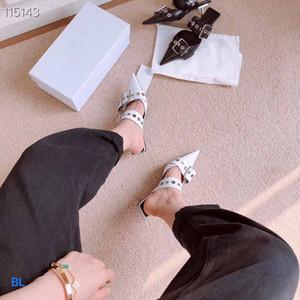 tacchi di design-gh tacchi alti pantofola Designer donne vestono scarpe tacchi moda casual pantofola