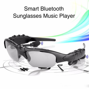 Occhiali da sole con fotocamera HD 1280x720p e occhiali da sole con lettore MP3 Bluetooth Popular SunGlasses cam Digital Video Recorder