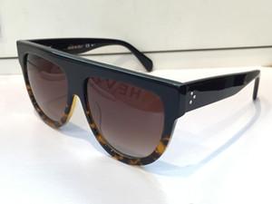 Luxus-2019 Neue Ankunft Frankreich Marke Designer Original CL41026 Schatten FU9DV Frauen Elegante sonnenbrille frau