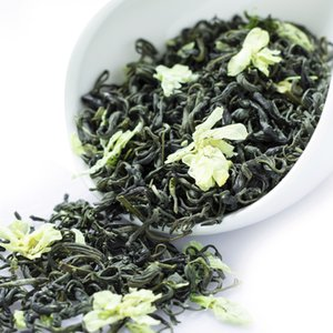2020 New Arrival fresco Jasmine Tea Organic Natural premium Jasmine Green Tea Jasmine Superior Chá Verde