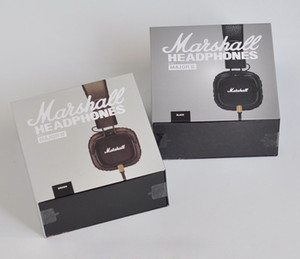 Hot Marshall major I Marshall major II Marshall major III Com Mic Deep Bass DJ HiFi Auscultadores HiFi Headset Professional Monitor de Headphone