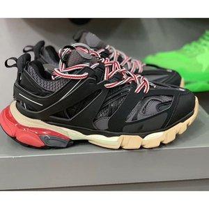 2020 새로운 3M 삼중 S 트랙 3.0 실행 신발 릴리스 3 테스 GOMMA MAILLE 조깅 디자이너 신발 스포츠 운동화 35 ~ 45 jhk06
