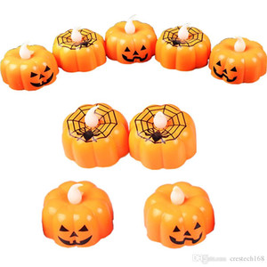 Celebration Night lights warm decoration Pumpkin Eyeball LED Lights Hallowmas Glowmas Glowing Hangings Horrible Lighting For Halloween Decoration