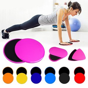 XC Gliding Disques Curseur Yoga Fitness disque coulissant plaque Plaques Glide pour l'exercice Abs Butts jambes Yoga Workout Fitness Equipment