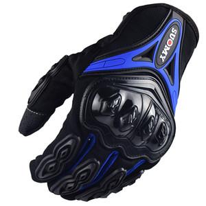 Suomy luvas Da Motocicleta homens gants moto de corrida equitação verão respirável luvas de moto guantes de motociclista luva motocross M-XXL