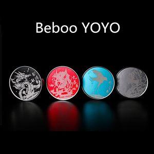 V6 Original Design Kugellager Beboo YOYO Verbesserte Version Legierung Aluminium yo yo Metallberufs Yo-Yo Spielzeug