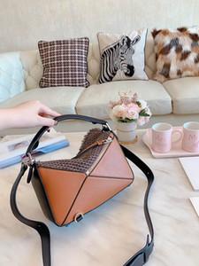 Tasarımcı-lüks çanta çanta ve Bulmaca çanta omuz crossbody kadınlar tasarımcı çantaları Loevy omuz çantası kaliteli çanta