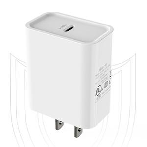 PD 18W Carregador Rápido 3.0 Rápido Mobile Phone carregador tipo C Ficha para iPhone 11 11Pro Max carregador de parede