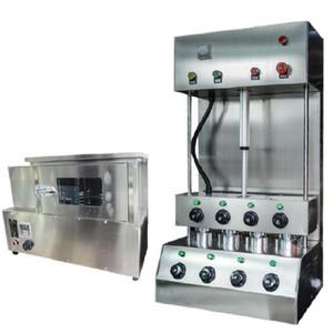 TRASPORTO LIBERO Commerciale Industriale pizzaiolo / Making Machine mais Pizza e Pizza Oven Machine Equipment Cono